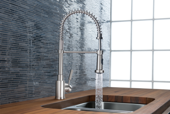 Kitchen Water Faucet - Home Design Ideas and Pictures