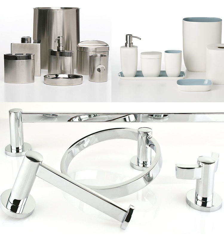 at homexpo miami we try to make sure you always have the best options for your bathroom thats why we carry only top of the line bathroom accessories and - Bathroom Accessories Miami